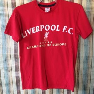 Liverpool Europe football club
